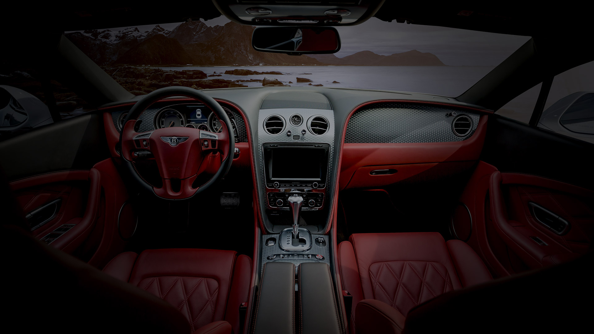 Bentley Header