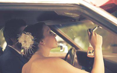 Proposing in a Regency Car