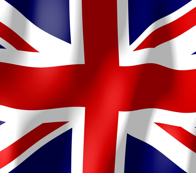 United Kingdom national flag